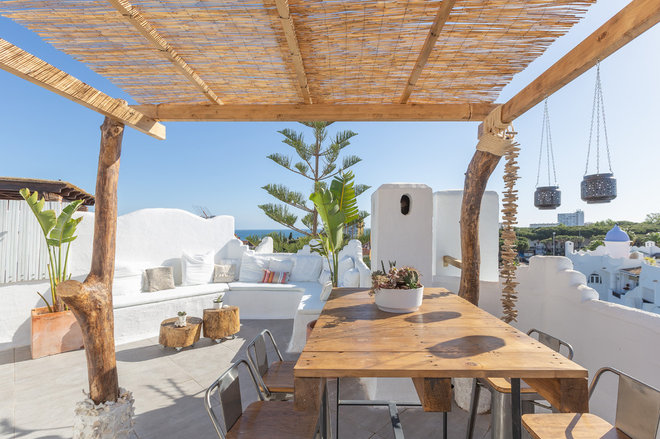 Mediterranean Deck by Lolo Mestanza