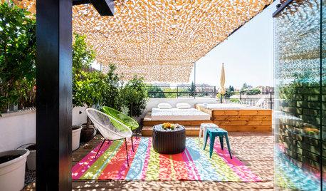 Tropical, 'boho', natural… 5 estilos para decorar la terraza