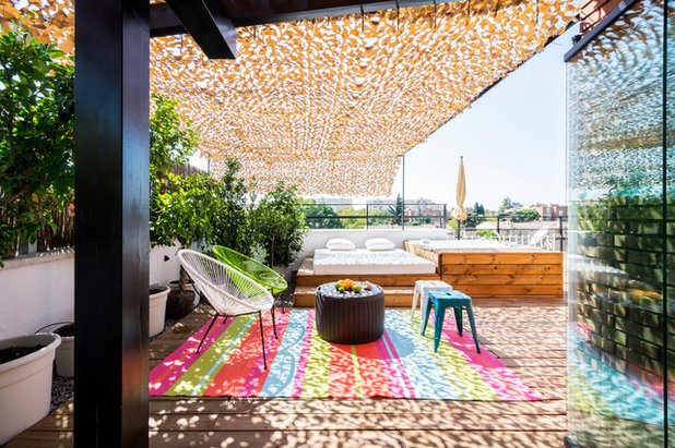 Contemporaneo Terrazza by Adam Bresnick Architects
