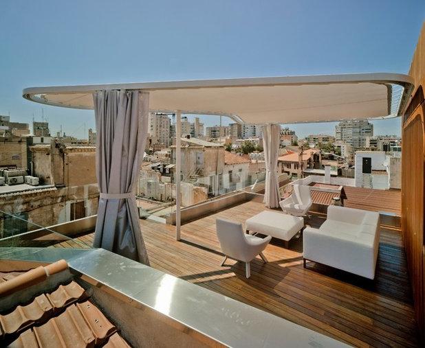 Balconi di design 11 esempi dal mondo - Interni arquitectos ...