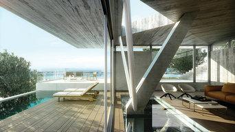 Block Tek. Architecture inspiration by: Jordi Hidalgo Tané