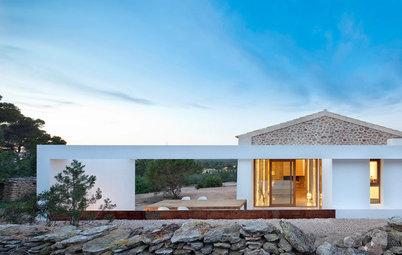 Casas Houzz: Una vivienda en Formentera que reinventa la tradición