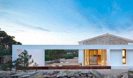 La casa mediterránea: Características, origen y evolución