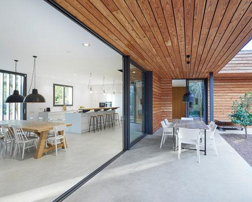 Ideas para terrazas Diseos de terrazas con losas de hormign