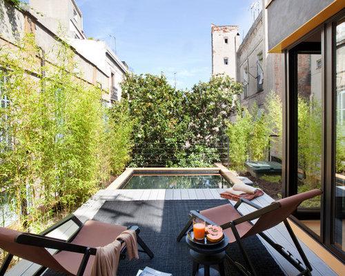 Ideas para terrazas dise os de terrazas en azotea con for Macetas terraza diseno