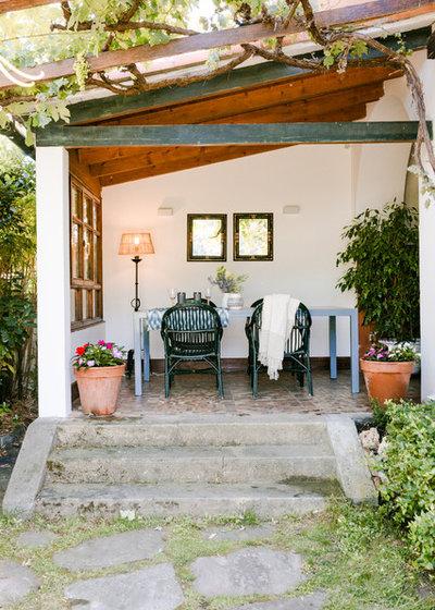 Mediterráneo Terraza y balcón by Böho diseño