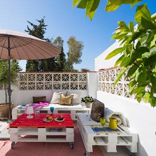 Inspiration för medelhavsstil terrasser