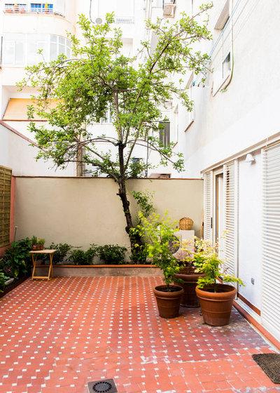 Ecléctico Terraza y balcón by Alfredo Arias photo