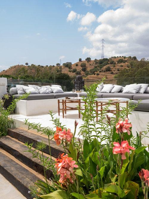 Ideas para terrazas dise os de terrazas r sticas en azotea for Terrazas rusticas en azoteas