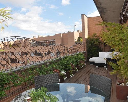Ideas para terrazas dise os de terrazas de presupuesto - Duchas para terrazas ...