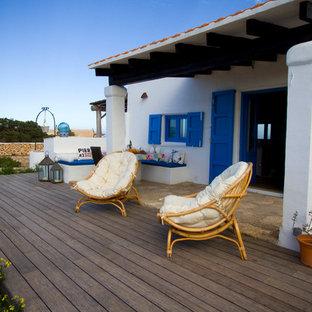 Diseño interior y paisajismo de vivienda en Formentera