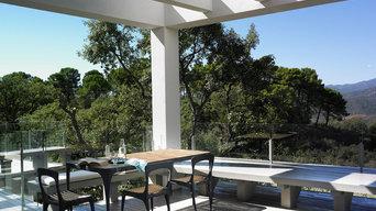 Diseño y proyección de Villa de Lujo en La Zagaleta