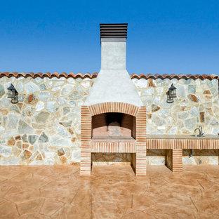 Ideas Para Terrazas Diseños De Terrazas Rústicas Azules