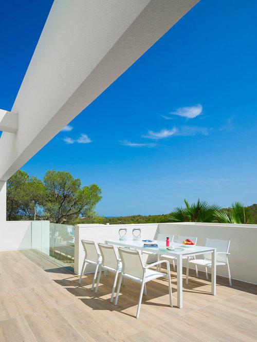 Ideas para terrazas dise os de terrazas modernas for Modelos de terrazas cerradas