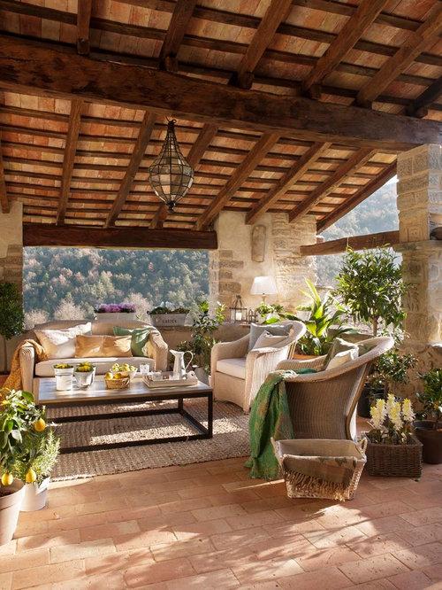 Fotos de terrazas dise os de terrazas r sticas for Terrazas rusticas en madera