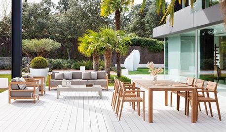 Muebles de jardín: Materiales, precios y mantenimiento