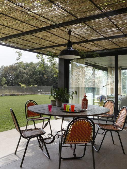 Ideas para terrazas dise os de terrazas de estilo de for Terrazas de campo