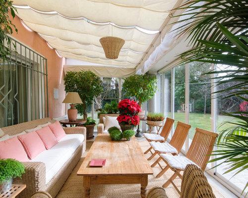 Fotos de terrazas dise os de terrazas for Muebles para porches