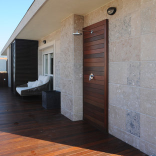 Sube Susaeta Interiorismo y Sube Contract diseño interior de casa con terraza
