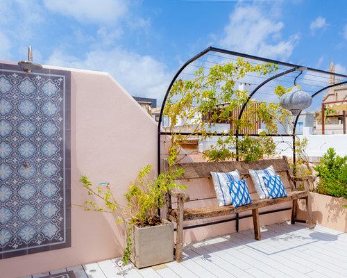 Ideas para terrazas | Diseños de terrazas con ducha exterior