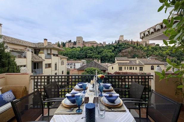 Ecléctico Terraza y balcón by Decora y vende. Revaloriza tu espacio.