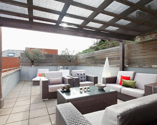 Fotos de terrazas dise os de terrazas contempor neas - Diseno de terraza ...