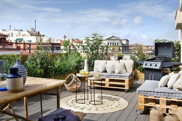 Contemporary Terrace by Egue y Seta