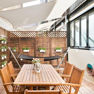 Una terraza para disfrutar del verano