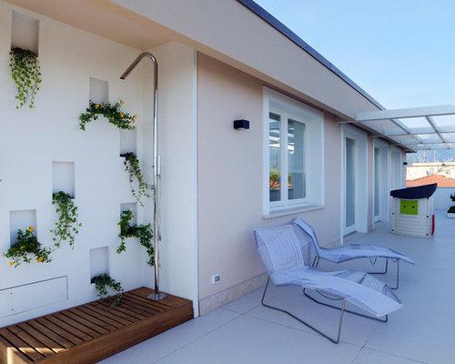 Ideas para terrazas dise os de terrazas con ducha exterior - Duchas para terrazas ...