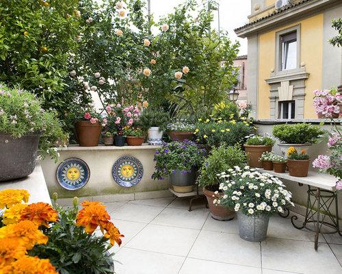 Beautiful idee per terrazzi fioriti ideas design trends for Idee per terrazzi fioriti