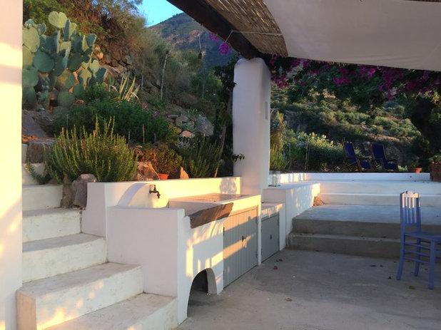 Cucine in muratura per il vostro prossimo pranzo in giardino - Griglie per finestre esterne ...