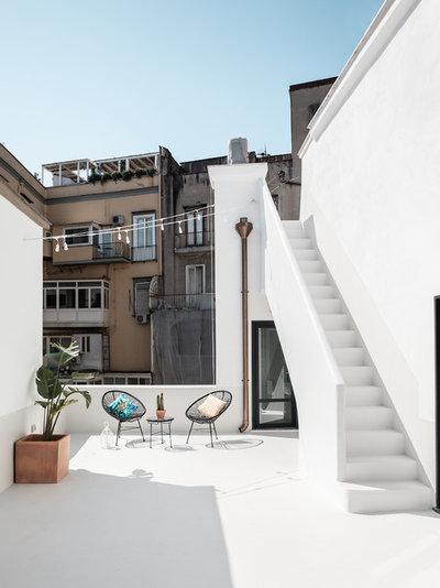 Mediterraneo Terrazza by Paola Sola architetto &interior design