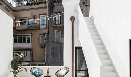 Come Si è Trasformata Una Casa del 1600 nel Cuore di Napoli