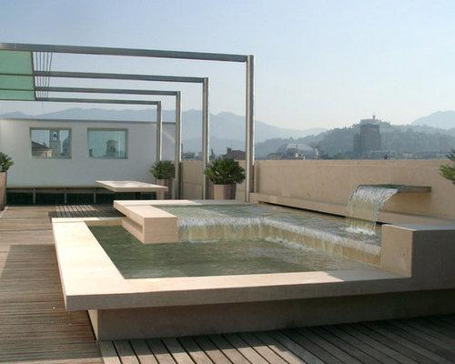 Terrazza sul tetto - Foto e idee   Houzz
