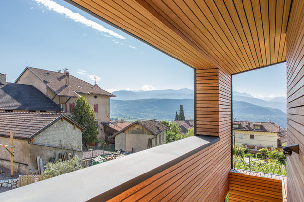Rustico Terrazza by Manuel Benedikter Architetto