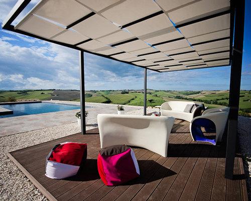 Terrazzo coperto - Foto e idee | Houzz