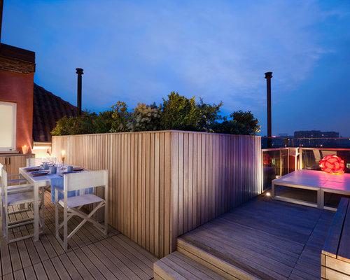 Foto e Idee per Terrazze e Balconi - terrazze e balconi contemporanei