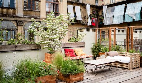 Terrazzo e balcone for Terrazza arredo esterni