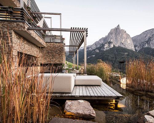 Foto e idee per terrazze e balconi terrazze e balconi - Foto terrazzi arredati ...