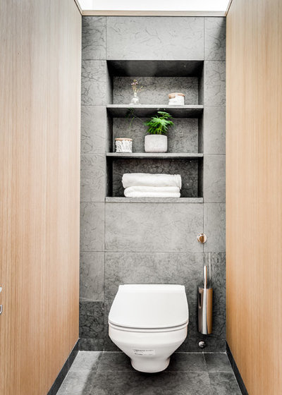 Contemporain Toilettes by Stylingbolaget