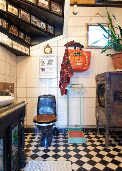 Eklektisch Gästetoilette by Studio Dittmer