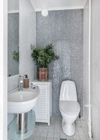 Skandinavisk Toalett by Skenbild Produktion, Fotograf Ingemar Edfalk