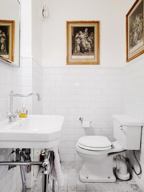 g stetoilette g ste wc mit metrofliesen und wandtoilette. Black Bedroom Furniture Sets. Home Design Ideas