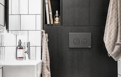 Läsarfrågan: Hur utnyttjar jag mitt minimala badrum bäst?