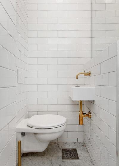 Skandinavisk Toalett by Kronfoto