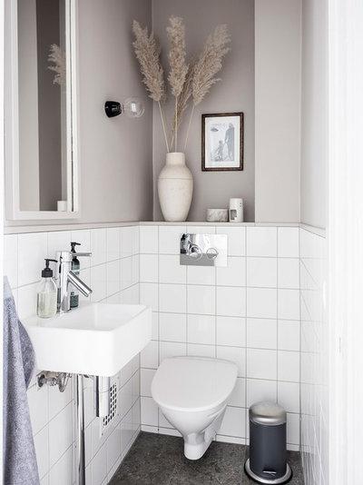 Skandinavisk Toalett by Entrance Fastighetsmäkleri