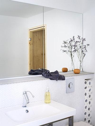 Skandinavisk Toalett by Delin Arkitektkontor