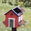 Fler eller färre småfåglar i trädgården