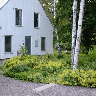 Naturnära trädgård