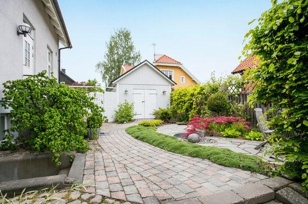 Nyklassisk Trädgård by Fotograf Jonas Norén